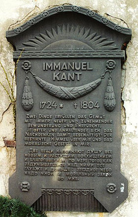 Immanuel Kant » Great Thinkers « Great People