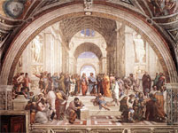 The School of Athens (1511-12)