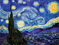 Starry Night (1889)